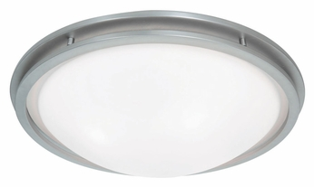 Access 20457 Aztec Modern 17  Wide Flush Mount Ceiling Light Fixture