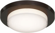 Access 20779LEDD-BRZ-ACR Link Contemporary Bronze & White Acrylic LED Overhead Lighting