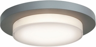 Access 20779LEDD-SAT-ACR Link Modern Satin & White Acrylic LED Flush Mount Light Fixture