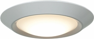 Access 20783LEDD-WH-ACR Mini Contemporary White & White Acrylic LED Overhead Light Fixture