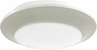 Access 20816LEDD-WH-ACR Relic Contemporary White LED Ceiling Lighting Fixture