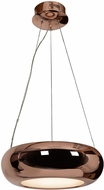 Access 28095LEDD-RGLD Essence Modern Rose Gold LED Pendant Lamp