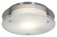 Access 50037 VisionRound Contemporary 3.25  Tall Overhead Lighting Fixture