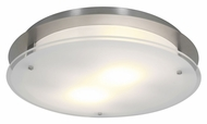 Access 50038 VisionRound Modern 14  Wide Ceiling Lighting