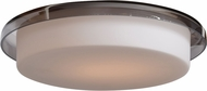 Access 50199LEDD-OPL-SMK Bellagio Modern Opal Glass LED Medium Ceiling Light Fixture