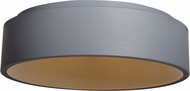 Access 50939LEDD-GRY-ACR Radiant Contemporary Gray LED Overhead Lighting Fixture