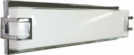Access 62461LEDD-CH-OPL Ryder Contemporary Chrome LED 18  Vanity Lighting