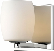 Access 62561-MSS-OPL Serenity Modern Mirrored Stainless Steel Halogen Wall Sconce Lighting