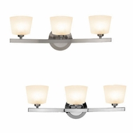 Access 63813-20 Sydney Contemporary 8.5  Tall Halogen Bath Lighting
