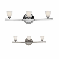 Access 63813-46 Sydney Contemporary 8.5  Tall Halogen Bathroom Lighting Fixture