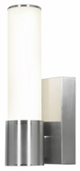 Access 70032 Aqueous Contemporary 11.25  Tall LED Exterior Lamp Sconce