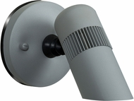 Access 70063LED-SAT Fin Contemporary Satin & Satin Metal LED Exterior Secure Home Lighting