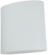 AFX ANS108700L30UD-LW Anton Linen White LED Wall Lighting