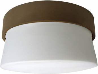 AFX ARMF07800L30D1RB Aria Contemporary Oil-Rubbed Bronze LED Outdoor Ceiling Light Fixture