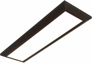 AFX ATL12483200L30D1RB Atlas Modern Oil-Rubbed Bronze LED Indoor / Outdoor Flush Lighting