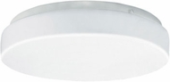AFX C2F111600L30D1 Cirrus White Acrylic LED 11  Flush Mount