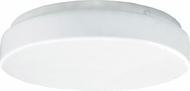 AFX C2F14132C941EN Cirrus White Fluorescent 14  Flush Lighting