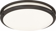 AFX CCF1912232C930ENRB Cashel Oil-Rubbed Bronze Fluorescent 19  Overhead Lighting Fixture