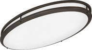 AFX CVF32232C927ENRB Covina Oil-Rubbed Bronze Fluorescent 17  Home Ceiling Lighting