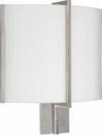 AFX MIDS1315213QMVSN Delaney Modern Satin Nickel Fluorescent Wall Mounted Lamp