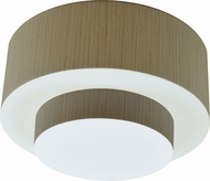 AFX RHF12213QEN-LR Rhome Modern Fluorescent Flush Lighting