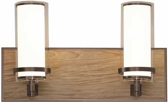 AFX RNV15081200L30D1RB Arden Oil-Rubbed Bronze LED 2-Light Bathroom Lighting