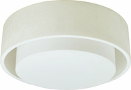AFX SAF16213QEN-LW Sanibel Modern Fluorescent Flush Mount Lighting Fixture