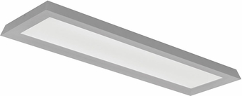 AFX ZUL12483200L30D1SN Zurich Contemporary Satin Nickel LED Interior / Exterior Flush Lighting