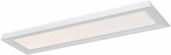 AFX ZUL12483200L30D1WH Zurich Modern White LED Indoor / Outdoor Flush Mount Lighting