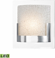 Alico BVL1201-0-15 Ophelia Modern Chrome LED Sconce Lighting