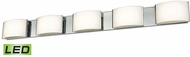 Alico BVL915-10-15 Pandora Modern Chrome LED Bathroom Light Sconce