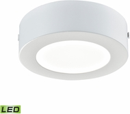 Alico FML5125-AC-30 Ringo Matte White LED Small Overhead Lighting Fixture