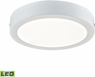 Alico FML5175-AC-30 Ringo Matte White LED Large Ceiling Light