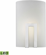 Alico WLS140-5-15 Portal Contemporary Chrome LED Wall Sconce Lighting