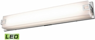 Alico WSL2150-AC-15 Prospect Modern Chrome LED Bathroom Wall Light Fixture