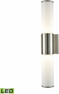 Alico WSL820-10-16M Maxfield Modern Satin Nickel LED Lighting Wall Sconce