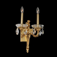 Allegri 020422 Marseille Antique Brass Wall Sconce