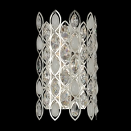 Allegri 028720 Prive Silver Light Sconce