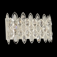 Allegri 028722 Prive Silver 17  Bathroom Lighting