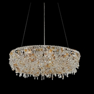 Allegri 029751 Jubilee Chrome Ceiling Light Pendant