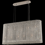 Allegri 032053-010-FR001 Torre Chrome Kitchen Island Light