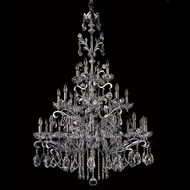 Allegri 10038 Salieri 56  Tall Ceiling Chandelier