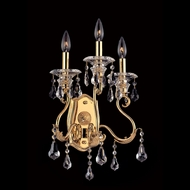 Allegri 10353 Haydn 13  Wide Candle Sconce Lighting