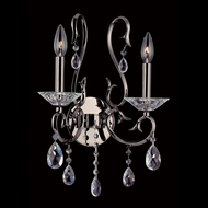 Allegri 10362 Cesti 18  Tall Candle Light Sconce