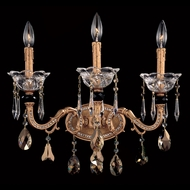 Allegri 10443 Faure 14  Wide Candle Lighting Wall Sconce