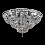 Allegri 20247 Betti Chrome Flush Mount Light Fixture