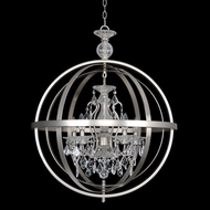 Allegri 26150 Catel Two-Tone Stainless Steel Hanging Pendant Lighting