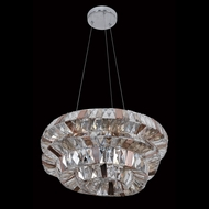 Allegri 26352 Gehry Chrome Drop Lighting
