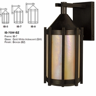 Arroyo Craftsman IB Inveraray Outdoor Lighting Sconce