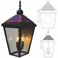 Arroyo Craftsman LAB Lancaster Outdoor Lighting Sconce